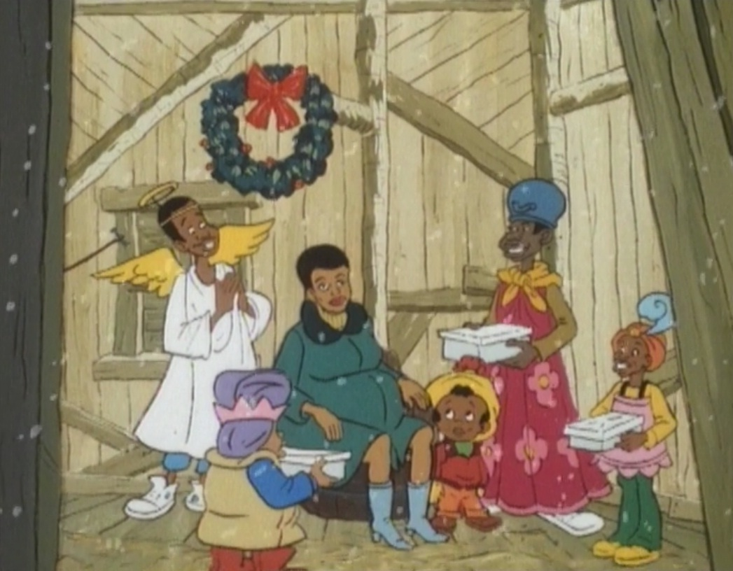 Twelve Movies Moving – Twelfth Day: Fat Albert's Christmas Special ...