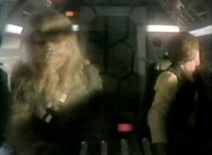 The script? I don't know Chewie...They told me THEY fixed it!!!