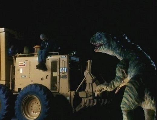 """Wake up, it's Carnosaur!"""
