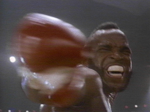 Clubber Lang-R03   Hard Ticket to Home Video