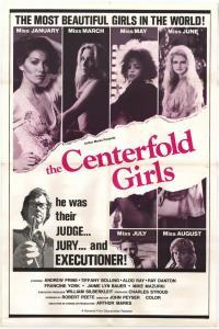 Centerfold Girls poster