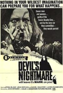 Devils Nightmare poster