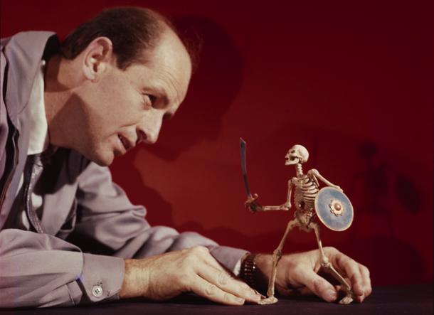 Harryhausen Skeleton