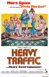 Heavy Traffic poster