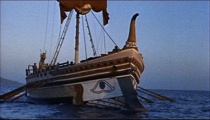 Jason and the Argonauts Argo
