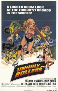 Unholy Rollers poster