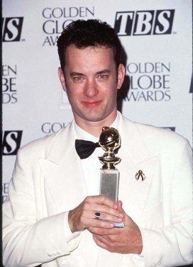 Hanks Golden Globe 95