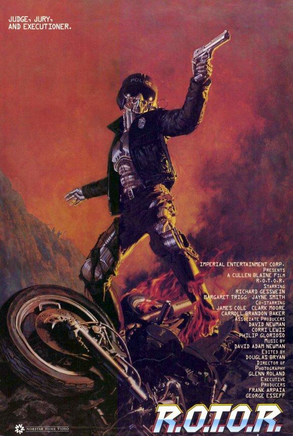 ROTOR movie poster