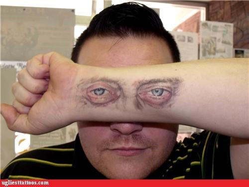 Buscemi Eyes Buscemi Eyes Tattoo