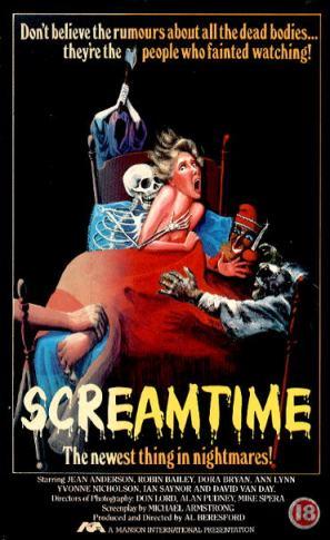 SCREAMTIME-Cover