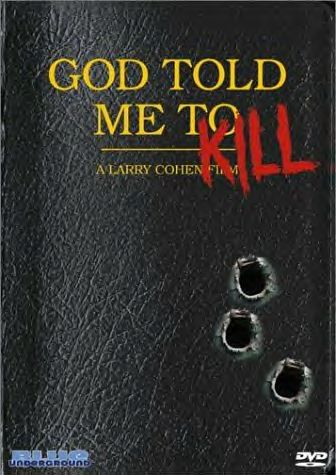 God Told Me To-poster