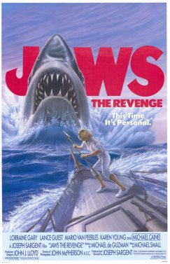 Jaws 4 poster