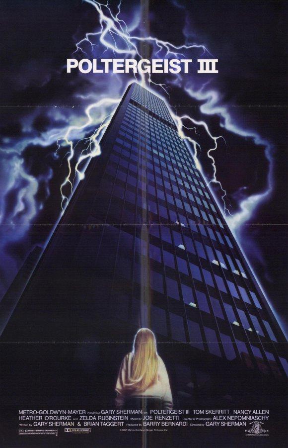 Poltergeist 3-poster