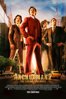 Anchorman 2-Poster