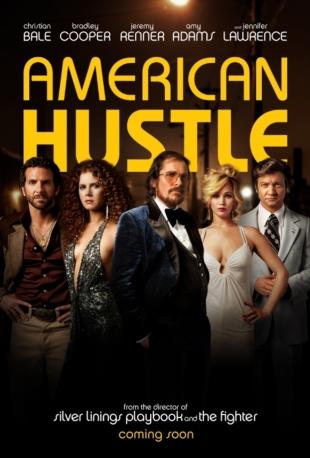 American Hustle-poster