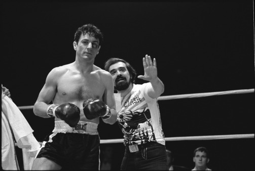 Scorsese Raging Bull
