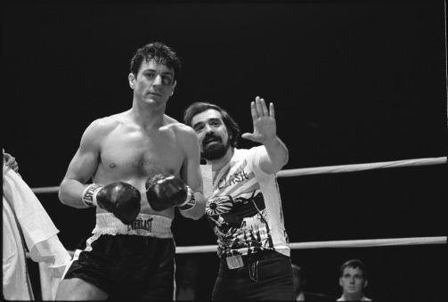 Scorsese Raging Bull