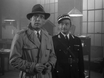 Claude Rains Humphrey Bogart