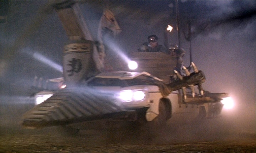 Army of Darkness car