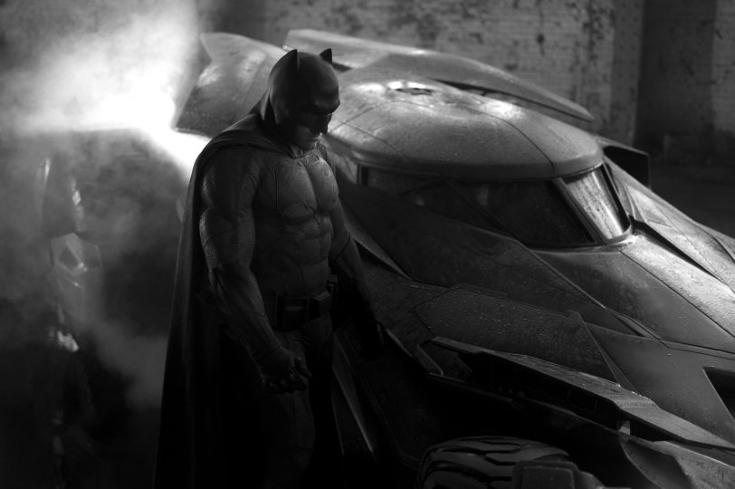 Affleck Batman costume