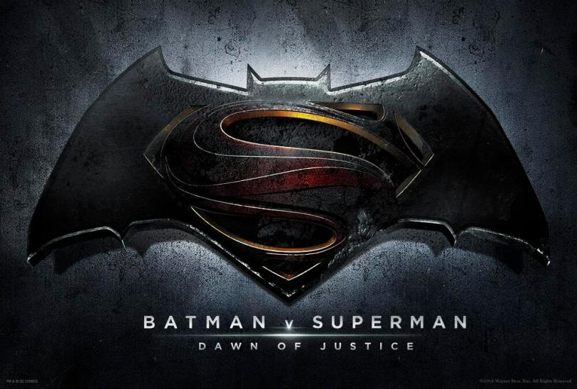 Batman v Superman Dawn of Justice logo
