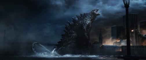 Godzilla rises