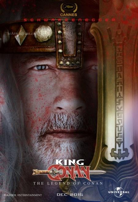 Legend of Conan poster