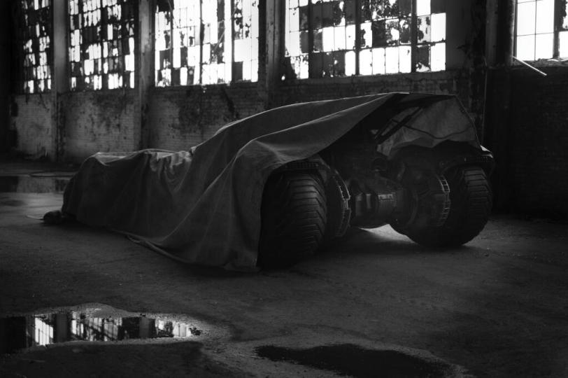 Snyder-Batmobile