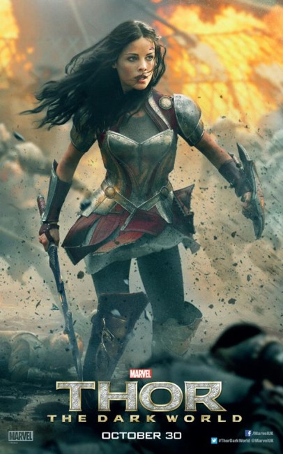 Thor Sif poster
