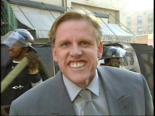 Busey teeth
