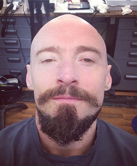 Hugh Jackman Blackbeard Pan