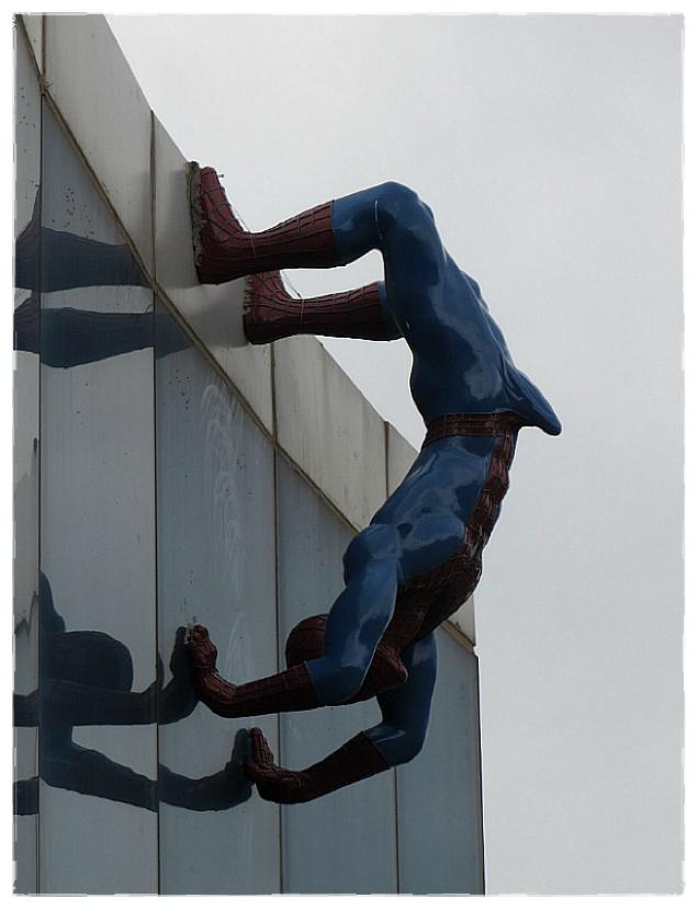 Spider-Man Korea