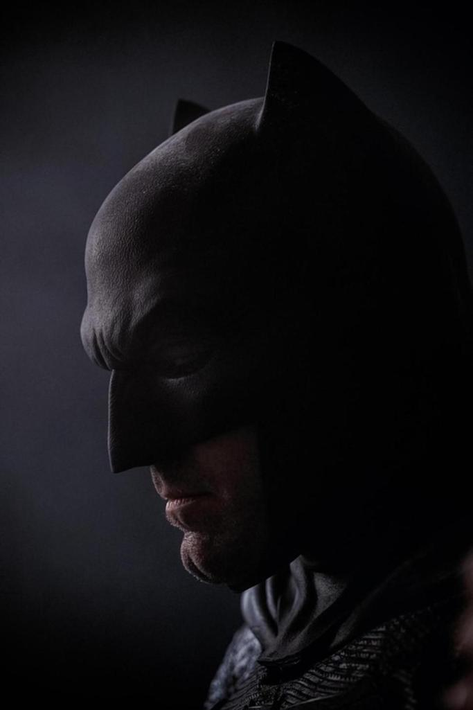 SO BAT-MOODY. EVEN R.O.T.O.R. LIGHTENS THE FUCK UP EVERY ONCE IN A WHILE.