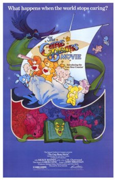 Care Bears Movie poster