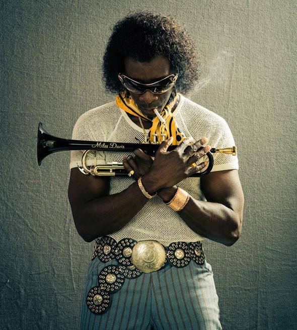 Cheadle Miles Davis