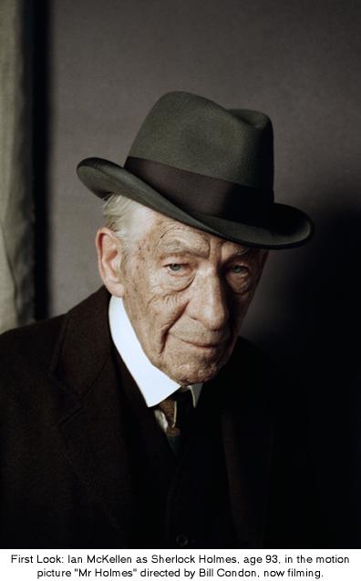 McKellen Sherlock Holmes