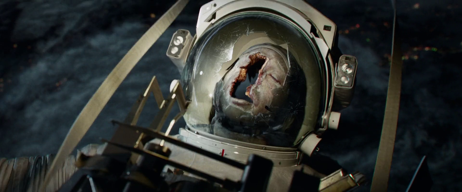 Movie Gravity Dead Astronaut Face (page 5) - Pics about space