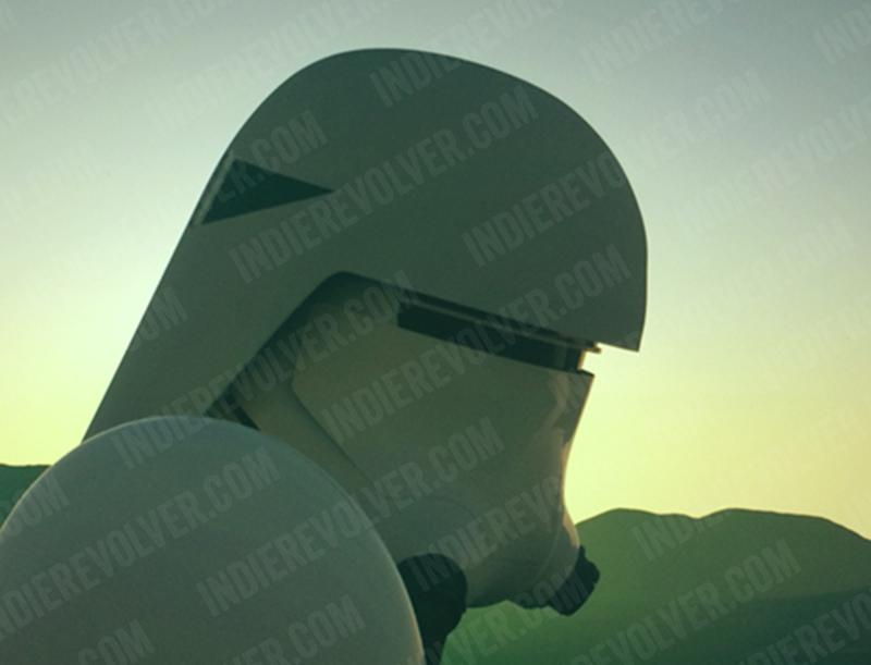 Star Wars Episode VII Jungle Trooper