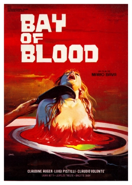 Bay of Blood-poster