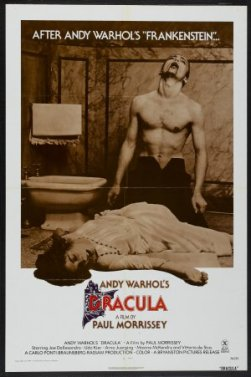 Blood For Dracula-Poster