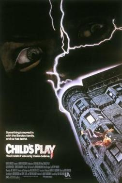 Childs Play-poster