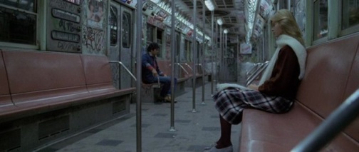 She would have been safer taking the D train from the Bronx back to Coney with The Warriors.