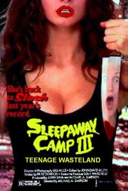 Sleepaway Camp-poster