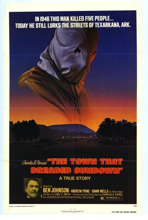 The-Town-That-Dreaded-Sundown-Theatrical-Poster