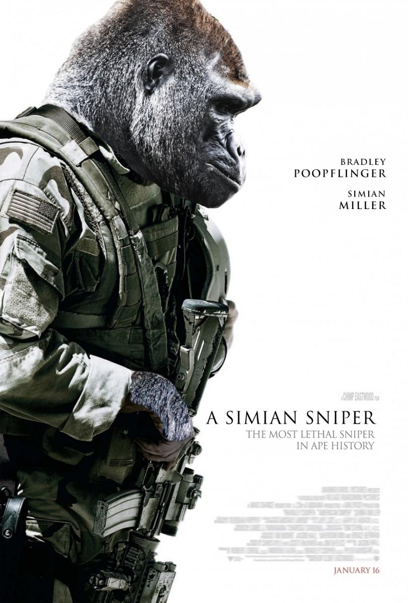 A-Simian-Sniper