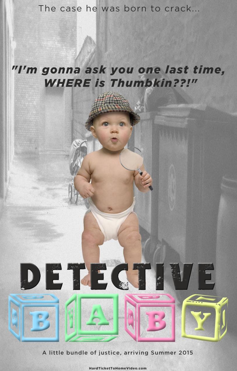Detective-Baby
