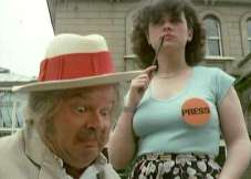 Benny Hill press