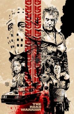 Road Warrior poster