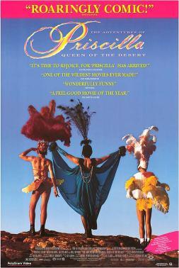 Priscilla poster