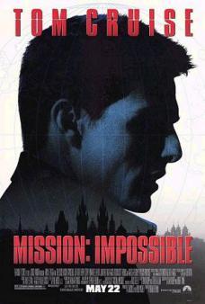 MissionImpossiblePoster